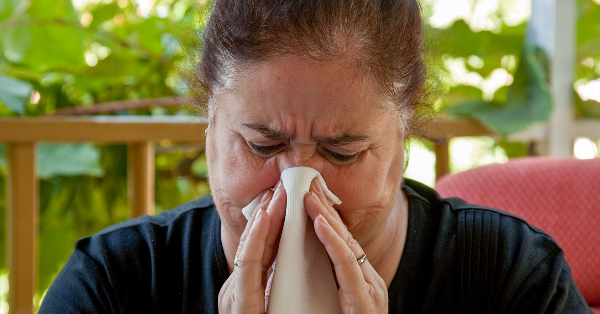 What is allergic rhinitis? Know its symptoms and causes